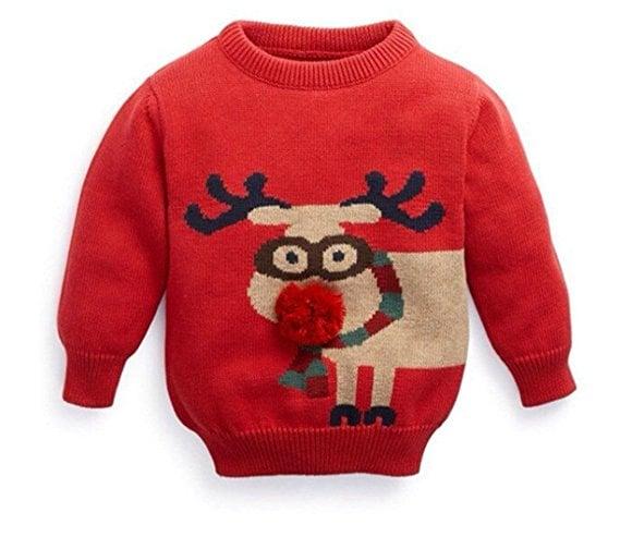 Rudolph the Reindeer Sweater