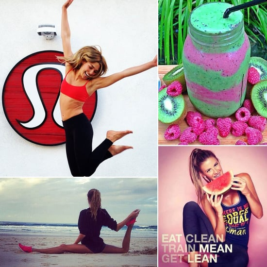 Healthy and Fitness Motivation From Instagram