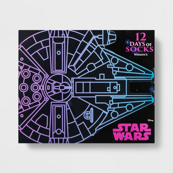Star Wars Sock Advent Calendar at Target 2018