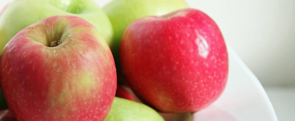 ماذا يحدث للجسم عند تناول تفاحة كل يوم