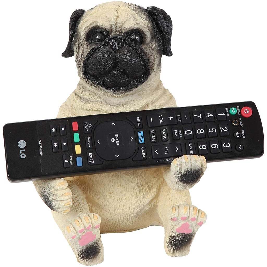 Trenton Gifts Pug Remote Control Holder