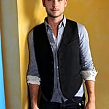 Patrick J. Adams attended the SAG Indie actors brunch at Sundance on Sunday.