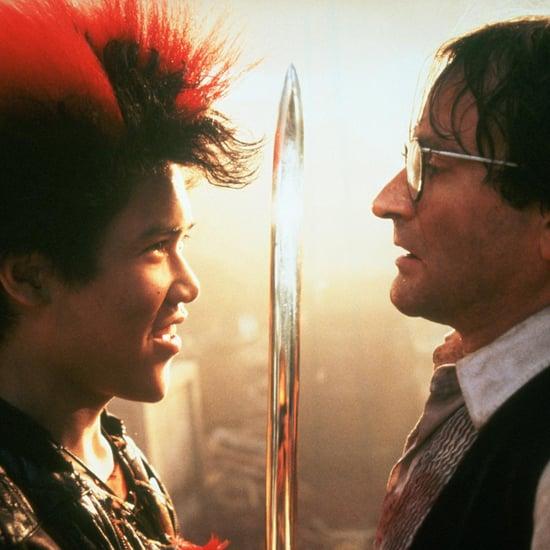 Hook Fight Scene Reenacted With Rufio | Video