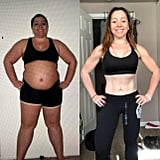 Adrienne's Before and After