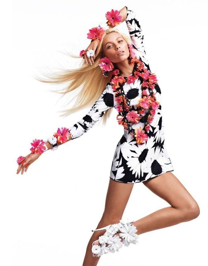 Blumarine Spring 2012 Ad Campaign