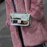 2. The Chanel PVC Transparent Bag