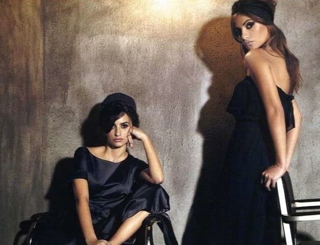 Mas on Penelope and Monica Cruz for MNG Mango Limited-Edition Collection