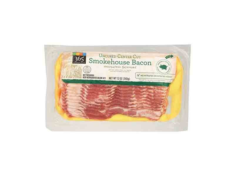 365 Everyday Value Smokehouse Bacon Reduced Sodium
