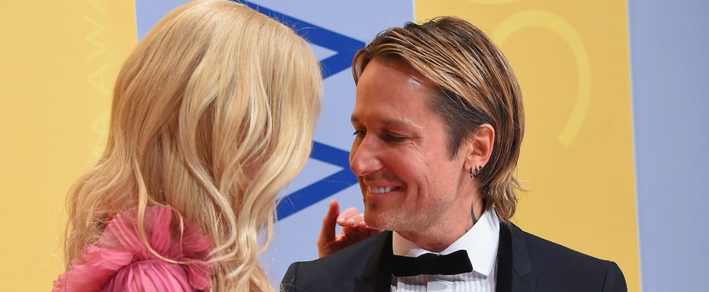 Nicole Kidman and Keith Urban Exchange Loving Looks on the Red Carpet
