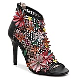Betsey Johnson Dafadil Floral Booties