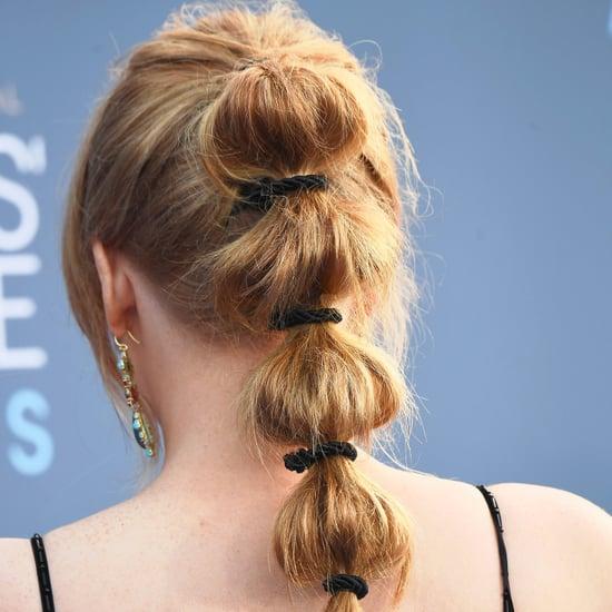 Bryce Dallas Howard's Hair at 2017 Critics' Choice Awards