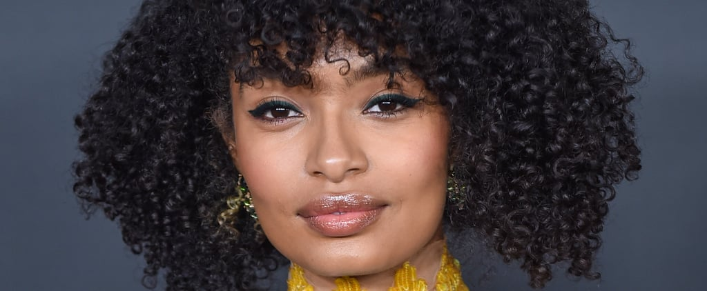 Yara Shahidi Bleaching Lip Hair Emmy Awards 2020 Beauty Prep
