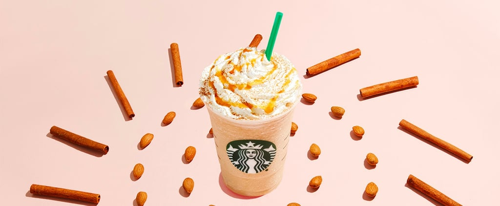 Starbucks Debuts a Sweet Horchata Almond Milk Frap Just in Time For Fall