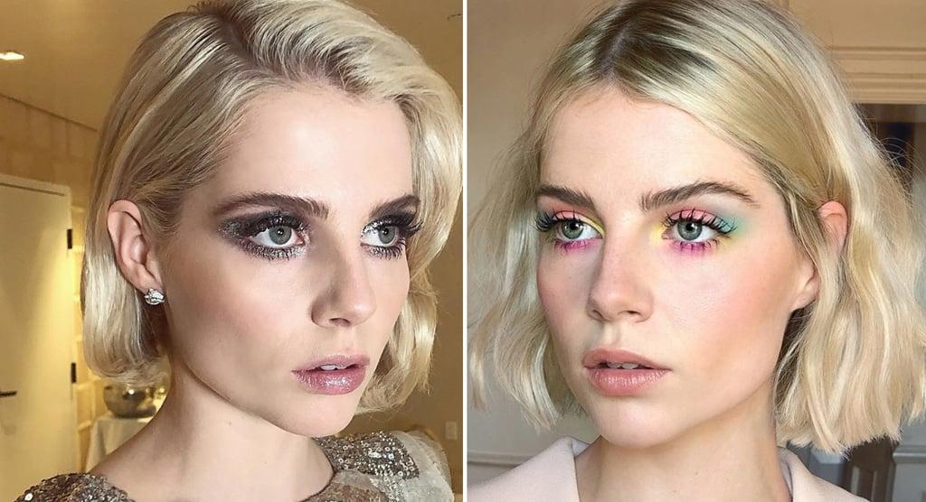 Lucy Boynton's Best Beauty Looks