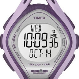 Review of Timex Ironman Sleek With Tap Technology