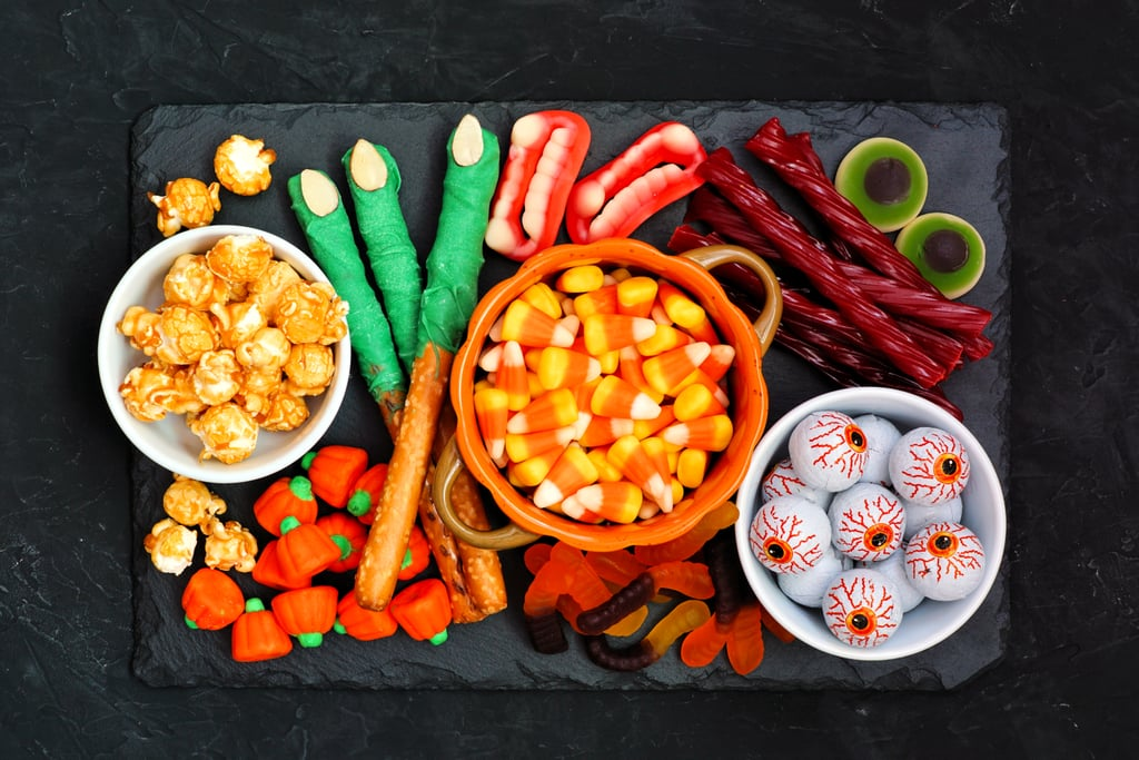 Design a Halloween Snack Board