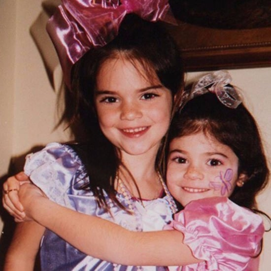 Kylie Jenner's Throwback Photos of Kendall For 21st Birthday