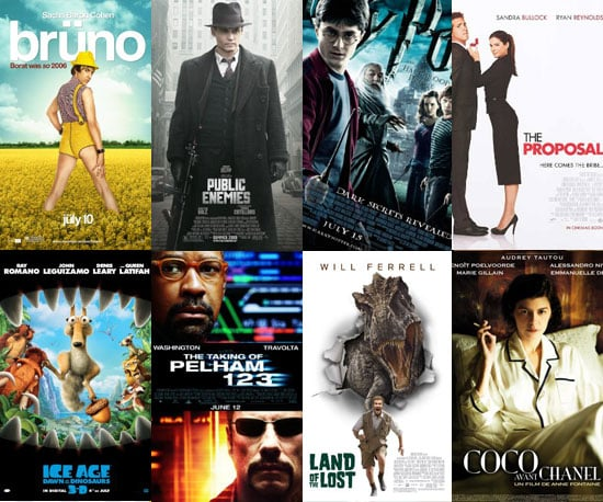 Movies Films Released in UK Cinemas in July 2009