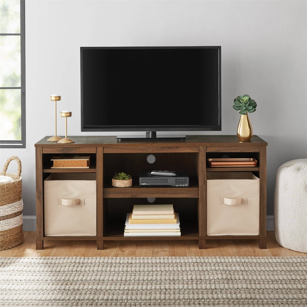 Mainstays Parson Cubby TV Stand