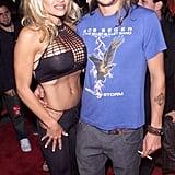 Pamela Anderson and Kid Rock, 2001