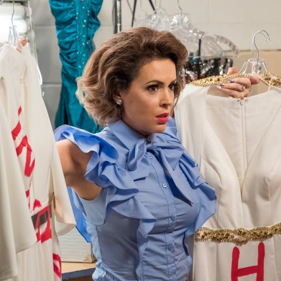 Alyssa Milano Quotes on Insatiable Fat-Shaming Controversy