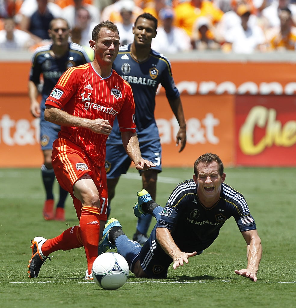 For the Soccer Fan: LA Galaxy Adult Soccer Fantasy Camp