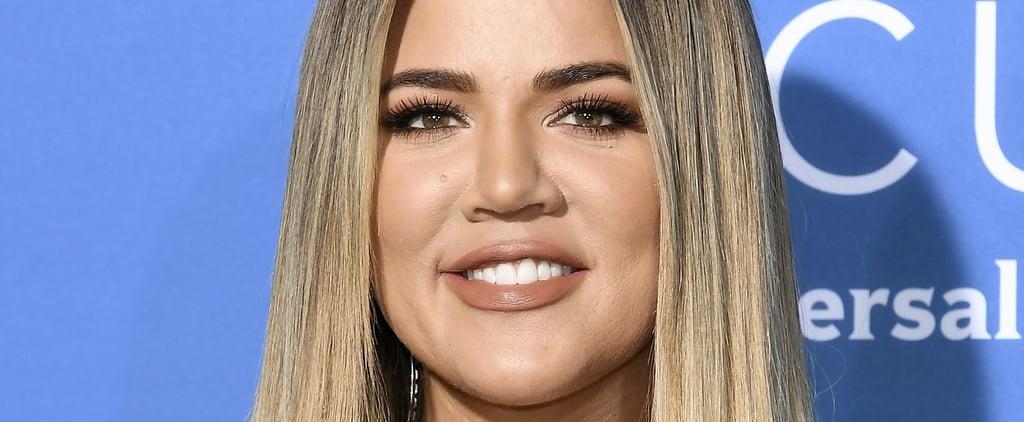 Khloé Kardashian Can't Get This Controversial Hair Treatment While Pregnant