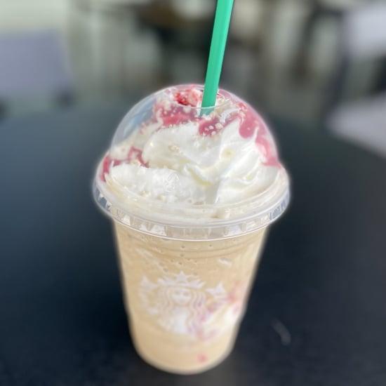 Starbucks's Strawberry Funnel Cake Frappuccino Review