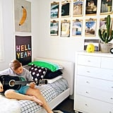 Hang Artwork With Clipboards