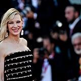 Cate Blanchett at the Joker Premiere