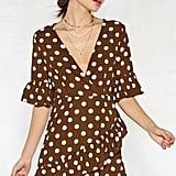 Nasty Gal You Dot This Polka Dot Dress ($31)