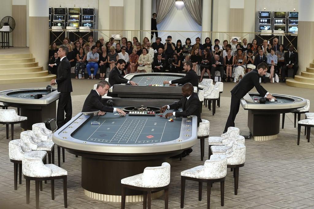 A Chanel Casino, Fall/Winter 2015 Haute Couture