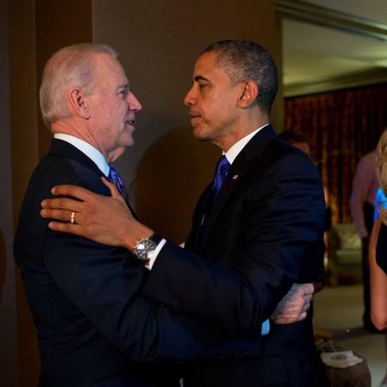 Joe Biden's Favourite Obama Bromance Meme