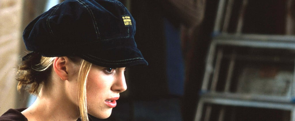 Keira Knightley Wore Hat In Love Actually Because of Spot