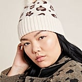 Anthropologie Juliet Pommed Beanie