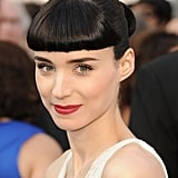 Best Actress nominee Rooney Mara on the Oscars Red Carpet