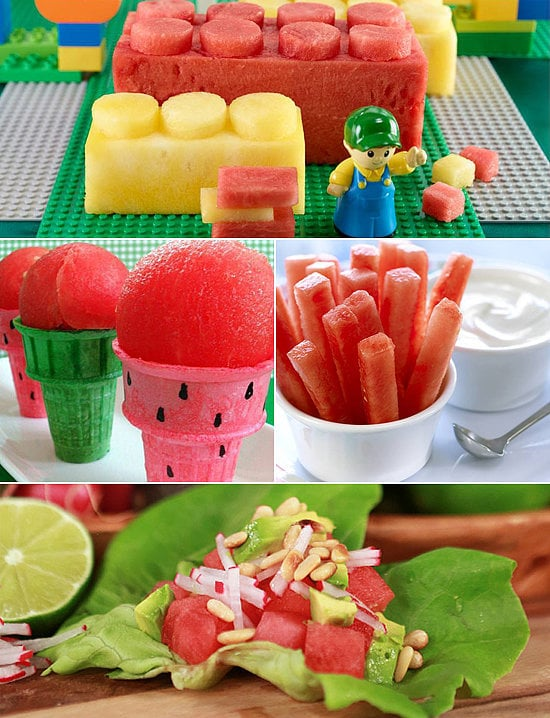 MAKE: Forget slices, turn your watermelon into pieces of art!