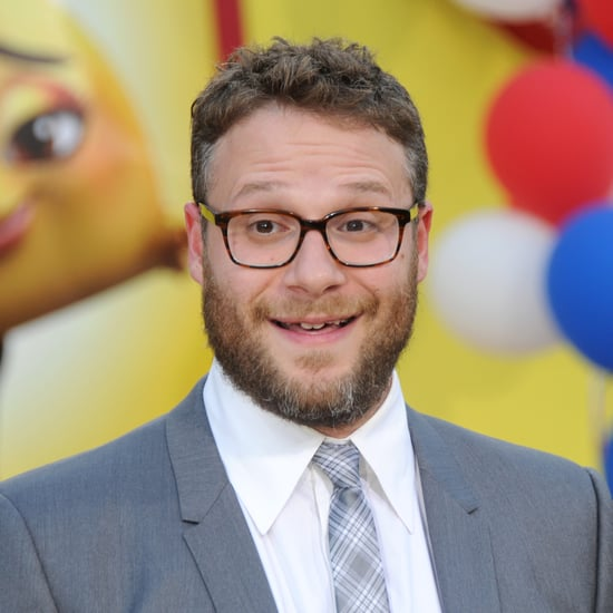 Seth Rogen Messages Donald Trump Jr. on Twitter