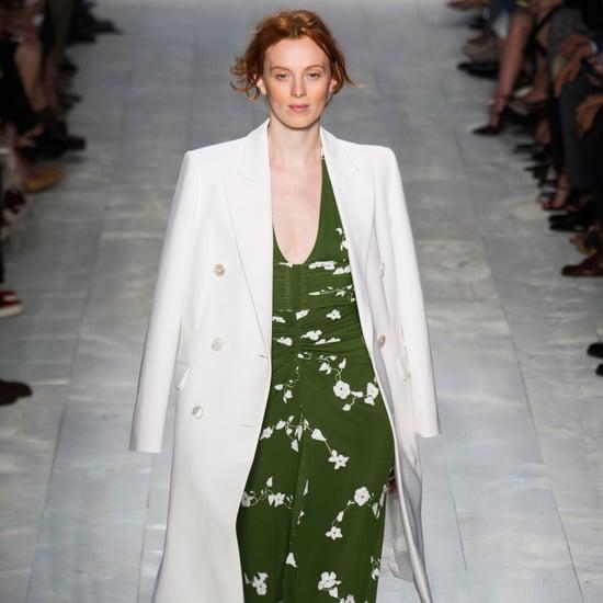 2014 Spring New York Fashion Week Runway Michael Kors
