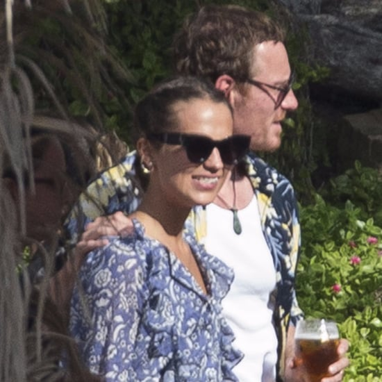 Michael Fassbender and Alicia Vikander in Spain October 2017