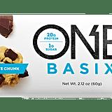 One Basix Cookie Dough Chocolate Chunk Protein Bar