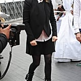 But Studded Boots Will Bring On the Schoolgirl Edge