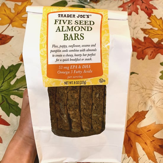 Trader Joe's Five Seed Almond Bars Taste Like Fall