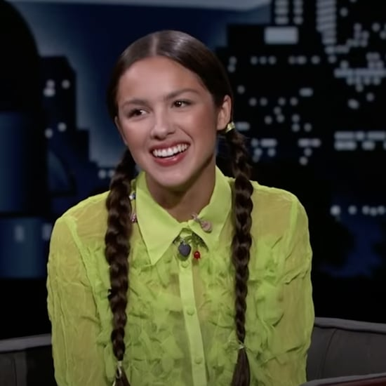 Olivia Rodrigo Discusses Writing First Song on Jimmy Kimmel