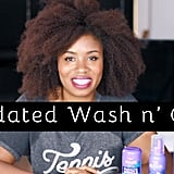 Simple Natural Hair Moisture Routine with It's Akilah Obviously!