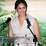 Meghan Markle's Speech About Making a Change in the World