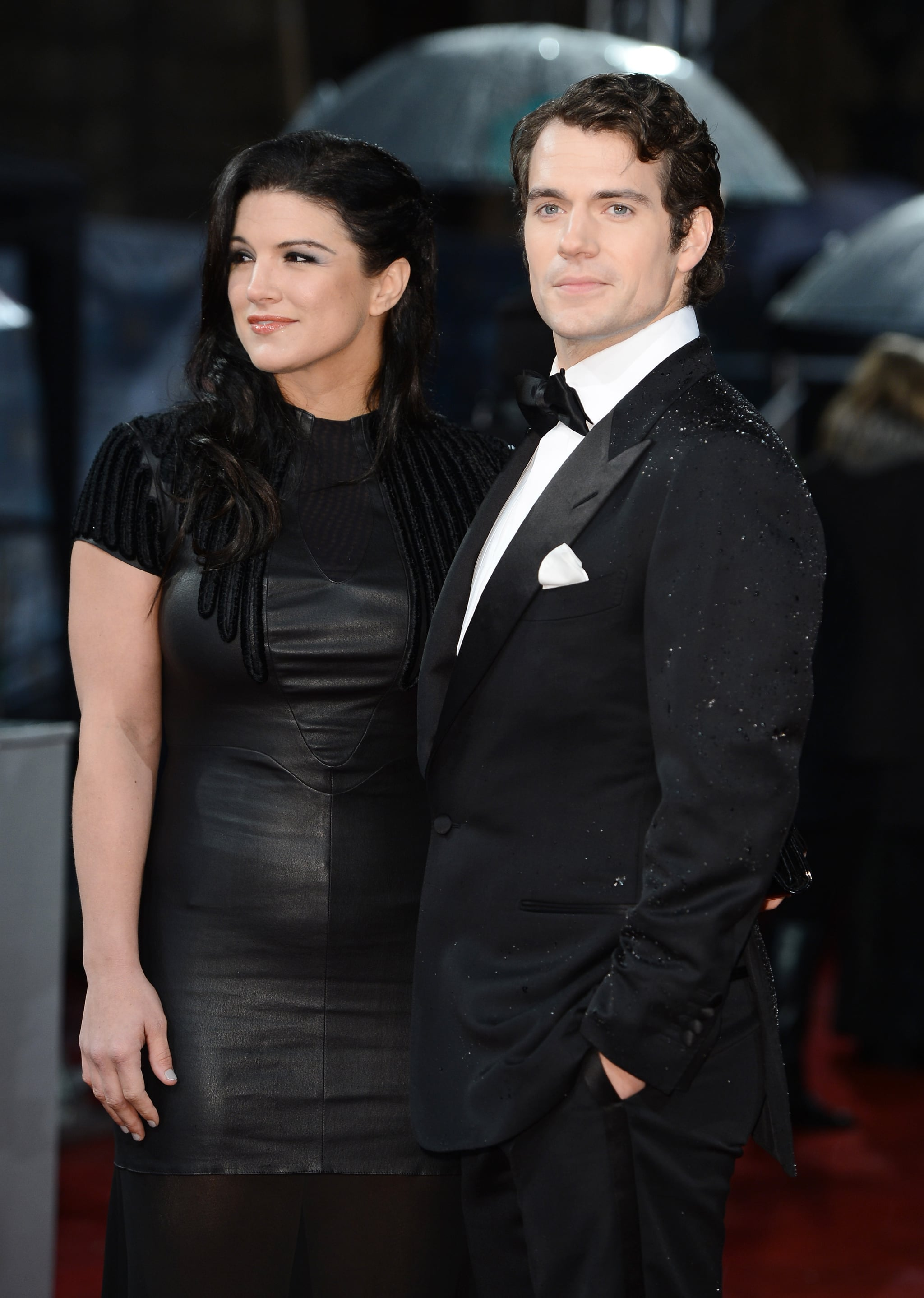 Henry Cavill and Gina Carano | Fawn Over All the Fabulous ...