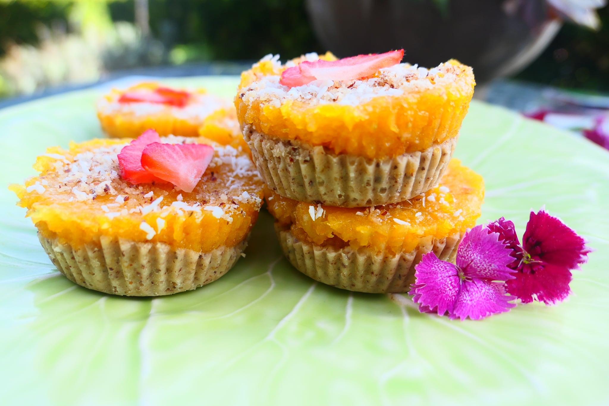 Strawberry Apricot CBD Tartlet