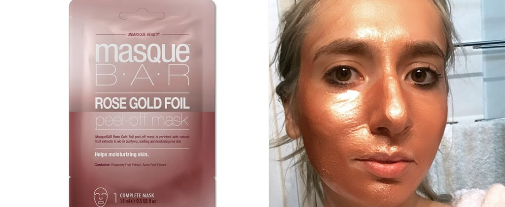 This $4 Rose Gold Peel-Off Mask Works Just as Well as GlamGlow GravityMud