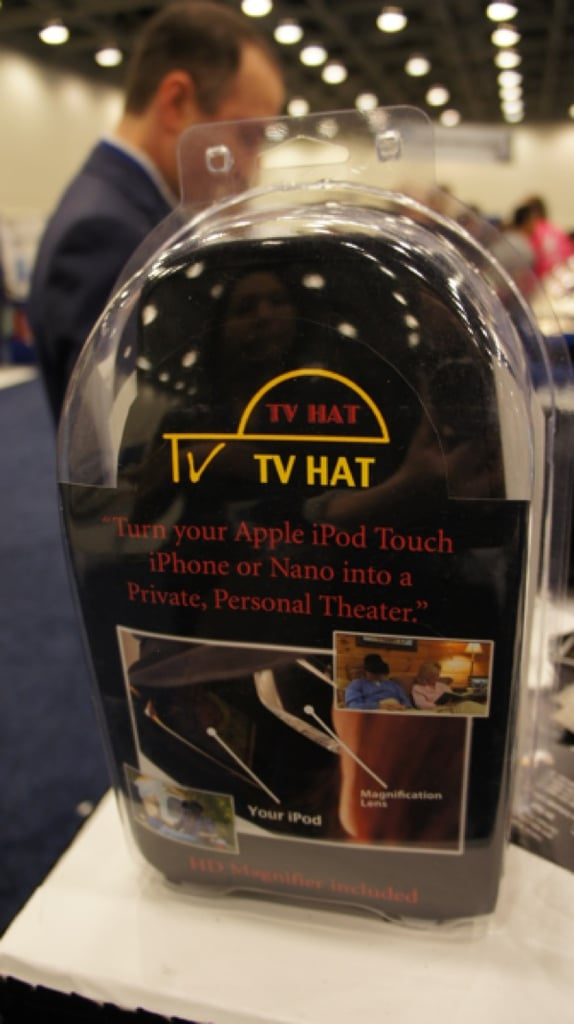 Photos of the TV Hat
